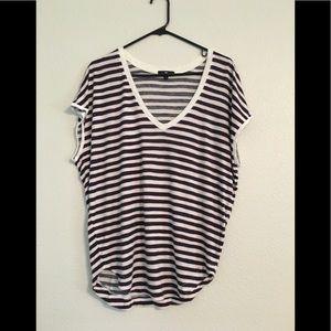 Gap slouch shirt